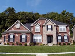 exterior paint colors with brick pictures. exterior paint colors brick photo - 3 with pictures i
