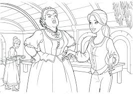 Barbie Doll Coloring Pages Games Coloring Pages For Girls Games