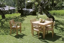 Tavolo In Teak Manutenzione : Il giardino di legno tavolo quadrato estensibile teak collection