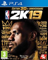 NBA 2K19 20th Anniversary Edition - PS4 ...