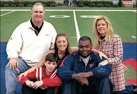 the blind side sundry shades of green the real michael oher and his family the tuohys abcnews go com