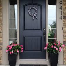 black front doorLife Love Larson Front Door Dreaming