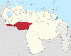 Resultado de imagen para mapa de los llanos venezolanos