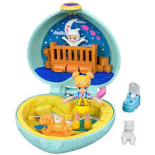 polly pocket tiny pocket places assorted