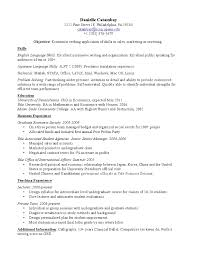 University of Kentucky Student Resume Sample Quintessential current college  student resume resume for a college student