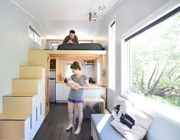 furniture for tiny houses. how one couple adapted a 204-square-foot tiny house for their new baby furniture houses i
