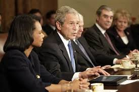 George W Bush Cabinet Members First Term | Centerfordemocracy.org