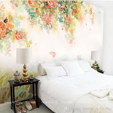 Small Picture Elegant Photo Wallpaper Rose Flower Wall Murals 3d Custom