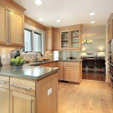 light maple cabinets with granite countertops light maple cabinets colour ideas light maple kitchen cabinets with