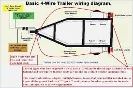 wiring diagram for trailer lights 4 way my wiring diagram 4 way wiring diagram trailer wiring diagram show utility trailer wiring diagram harbor freight haul master