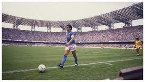 Serie A: Napoli officially rename the Stadio San Paolo after Diego Maradona