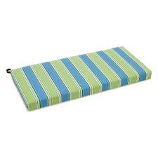 Blazing Needles 41 x 19 in Outdoor Patio Bench Swing Cushion