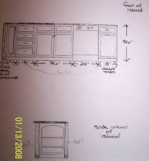 depth refrigerator kitchen