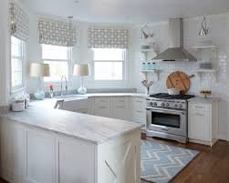 White Kitchen With White Granite 30 White Kitchen Backsplash Ideas Backsplash Colors White