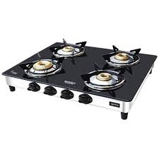 Gas Cooktop Glass Maharaja Whitline Glass Cooktop Ignitio 4b Gs 105 Gas Stoves