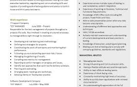 2 Page Resume Examples 100 Page Resume Examples Cv Resume 2
