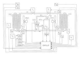patent us7895850 modulating proportioning reversing valve patent drawing