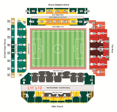 Fc Barcelona Seating Chart Liverpool Fc Hospitality The Shankly And Paisley Suites