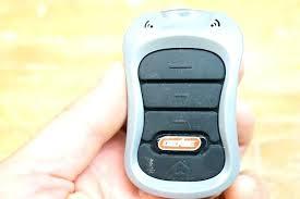 genie garage door opener remote not working genie garage remote door opener not working my genie