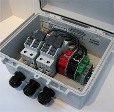 solar power combiner box com solar combiner boxes pv string