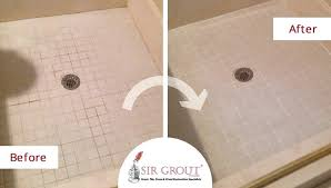 how to regrout shower tile regrout shower tile