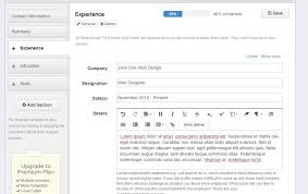 Resume Top 10 Free Resume Builder Tool Reviews Awesome