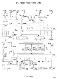 repair guides wiring diagrams wiring diagrams autozone com 11 1996 j body wiring schematic