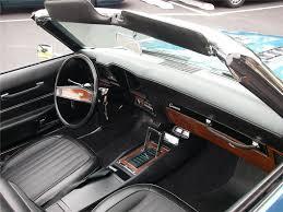 chevrolet camaro 1969 interior. Plain Chevrolet 1969 CHEVROLET CAMARO RSSS CONVERTIBLE  Interior 79138 To Chevrolet Camaro T