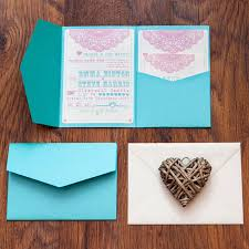 Wedding Invitation Folding How To Make Pocket Invitations A Simple Guide Everafterguide