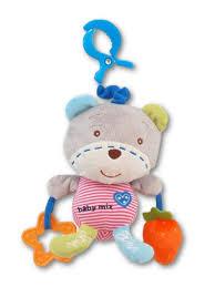 Игрушка-<b>подвеска</b> Мишка <b>Babymix</b> 11833690 в интернет ...