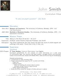 Modern Resume Template Windows Download Modern Cv Template For Free Formtemplate