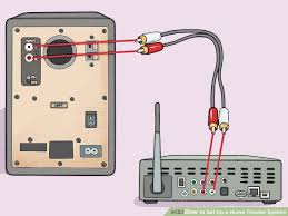 4 ways to set up a home theater system wikihow image titled set up a home theater system step 31