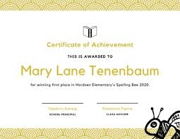 Most Likely To Award Template Customize 450 Award Certificates Templates Online Canva