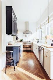 For Narrow Kitchens Make It Work Smart Design Solutions For Narrow Galley Kitchens