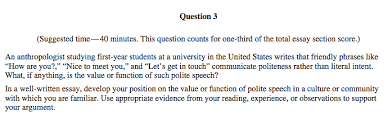 expert guide to the ap language and composition exam example from 2015 response questions