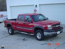 2003 Chevrolet Silverado 2500 Specs and Photos | StrongAuto