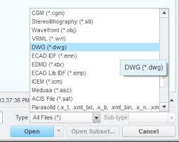 How To Open Dwg File In Creo 2 0 Ptc Community