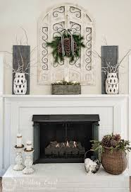 best 25 fireplace mantel decorations ideas on pinterest fire throughout Fireplace  mantel decor Fireplace Mantel Decor
