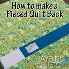 Tutorial for piecing a quilt back. Will come in handy when I don't ... & Tutorial for piecing a quilt back. Will come in handy when I don't Adamdwight.com