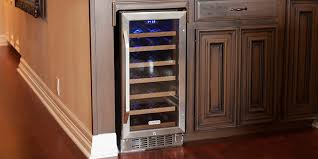 built in dual zone wine cooler. Contemporary Wine Built In Single Zone Wine Coolers And Dual Cooler T