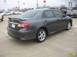 2011 Toyota Corolla S in Magnetic Gray Metallic photo #7 - 555946 ...
