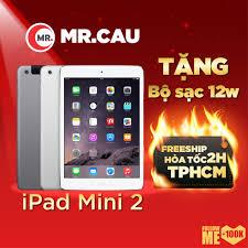 Máy tính bảng APPLE IPAD MINI 2 16G bản ( 4G+WIFI )– RAM 1GB ROM 16GB ZIN  99% Tặng Bao Da tốt giá rẻ
