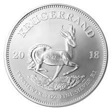 2018 Silver Krugerrand