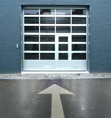glass garage doors cost door canada