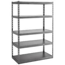 10 inch deep shelves. Gladiator EZ Connect Rack 48 And 10 Inch Deep Shelves