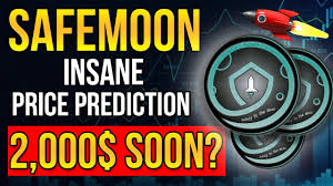 Safemoon price has declined roughly 60% between may 21 and may 23 to create a swing low at $0.00000271. Safemoon Will Reach 2 000 Safemoon Price Prediction Safe Moon News Today 2021 Coinmarketbag