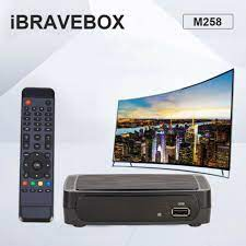 IBRAVEBOX M258 Smart TV Box Digitale H.265 Volle HD 1080P Youtube Media  Player IPTV Set Top Box|Set-top Boxes