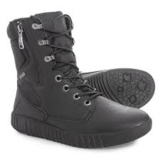 pajar pearson snow boots waterproof insulated for men in black