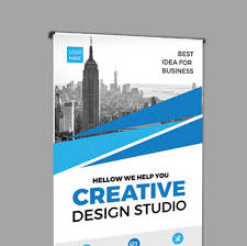 Creative Design Templates Creative Roll Up Banner Design Template 001971 Template Catalog