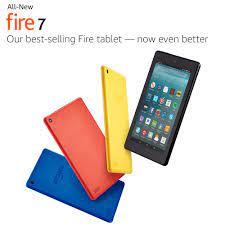 Máy tính bảng Amazon Fire Tablet 7″, 8GB